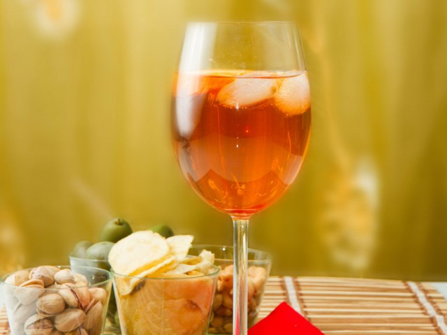 Aperitivi, liquori e grappe  •  Aperitife, Spirituosen und Grappas