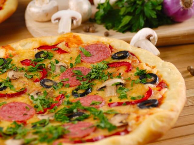 Pizze  •  Pizzas