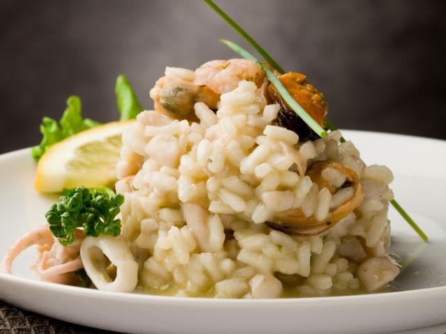 Risotti •Reisgerichte