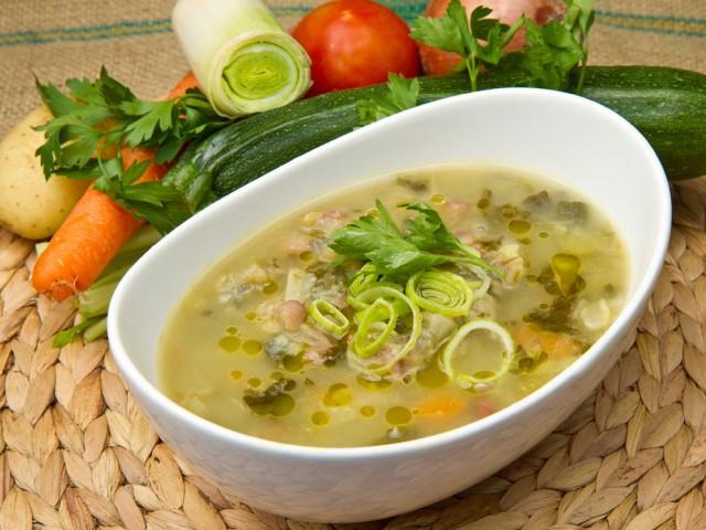 Zuppe  •  Suppen